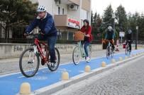 BİSİKLET YOLU - Nilüfer Belediyesi Bisikletlerini Bekliyor