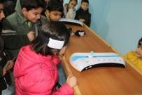 ÇAMLıCA - Özel Çamlıca İlkokulu Öğrencilerinden Bilim Sanat Merkezine Ziyaret
