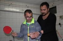 EĞİTİM MERKEZİ - Özel İnsanlar Masa Tenisi Şampiyonasına Hazırlanıyor