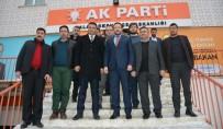 BERABERLIK - Palandöken'de AK Parti-MHP Buluşması