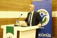 İŞADAMLARI - Rektör Yılmaz Endöstri 4.0 Seminerine Katıldı
