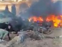 BOMBALI SALDIRI - Bab'ın kuzeyindeki ÖSO karargahına bombalı araçla saldırı