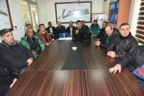 Şahinbey Belediyesi Personeline İş Sağlığı Ve Güvenliği Eğitimi