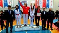 ŞAHINBEY BELEDIYESI - Şahinbey Taekwondo Takımı, Final Müsabakalarında 2 Altın Madalya Kazandı