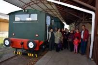 NOSTALJI - Şehit Aileleri Gıdı Gıdı Treni İle Nostalji Yaşadı