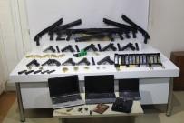 SUİKAST SİLAHI - Suikast Silahları Satan Şebeke Çökertildi