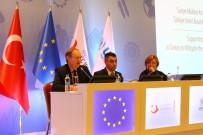 KADIN SIĞINMA - Suriyeli Mültecilere 40 Milyon Euro'luk Yatırım