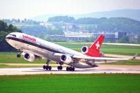 PEGASUS - Swiss Air, İstanbul Seferlerini İptal Etti
