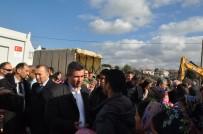 TÜRK KıZıLAYı - TBB Başkanı Feyzioğlu Deprem Bölgesinde