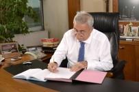 ESNAF VE SANATKARLARı KONFEDERASYONU - TESK Genel Başkanı Bendevi Palandöken Açıklaması