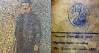 YAŞLI ADAM - Tokat'ta Ele Geçirilen Van Gogh Tablosu Sahte Çıktı