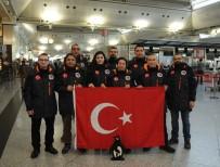 KARADENIZ TEKNIK ÜNIVERSITESI - Türk Bilim Adamları Antarktika'ya Gitti
