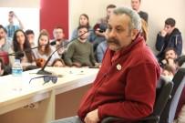ÖĞRETIM GÖREVLISI - Ünlü Yazar Ve Yönetmen Onur Ünlü, Anadolu Üniversitesi'nde Söyleşiye Katıldı