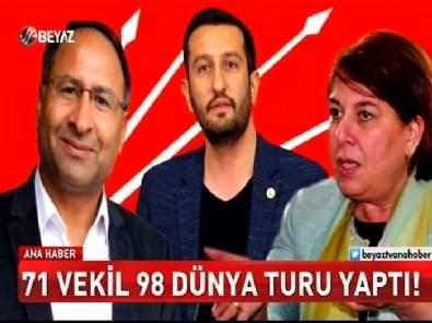 CHP'li vekillerden yeni skandal!
