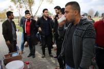 KEÇİ SÜTÜ - Adana'da Acılı Ayran Kuyruğu