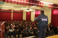 EĞİTİM SEFERBERLİĞİ - AFAD, ''Afete Hazır Okul' Kapsamında Öğrencileri Bilgilendiriyor