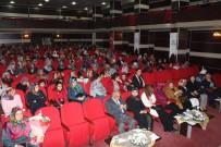 MANEVIYAT - 'Ailede Maneviyat Ve Mahremiyet Eğitimi' Konulu Konferans Verildi