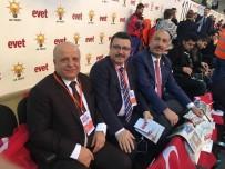 CUMHURBAŞKANı - AK Parti'de Referandum Kampanyası Başladı