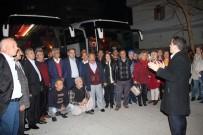 REFERANDUM - AK Parti Mezitli Ankara'ya Çıkartma Yaptı
