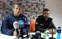 SAFET SUSİC - Alanyaspor - Adanaspor Maçının Ardından