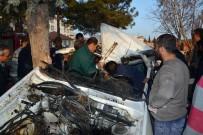 Aşırı Hız Kaza Getirdi Açıklaması 1 Ölü, 2 Yaralı