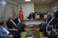 AYDIN VALİSİ - Aydın İl Koordinasyon Kurulu Toplantısı KUTO'da Yapıldı