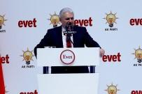 TERÖRLE MÜCADELE - Başbakan Yıldırım Açıklaması 'Yenilikten Kaçanlar Tarih Sahnesinden Yok Olup Giderler'