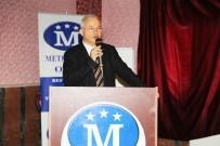 MUSTAFA KEMAL ATATÜRK - Başkan Adnan Yaşar Görmez Torbalı'daki 3 Yılını Değerlendirdi