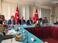 İSKENDER YÖNDEN - Başkan Atabay, Aydın Turizm Tanıtım Patformu Toplantısına Katıldı