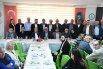 REFERANDUM - Başkan Böcek, Konyalılar'ın Konuğu Oldu