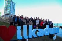 ALTI NOKTA KÖRLER DERNEĞİ - Başkan Tok, Milletvekili Usta'yı Ağırladı