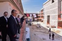 KAPALI ALAN - Başkan Uysal, STK Merkezini İnceledi