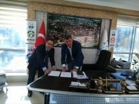 VEZIRHAN - Bilecik'in Beldelerinden PTT İle Sözleşme