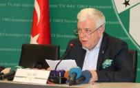 GÜZERGAH - Bursaspor Başkanı Saldırıya İlişkin Sert Konuştu