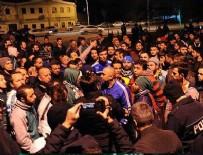 SPOR TOTO - Bursaspor otobüsüne saldırı