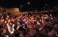 SPOR TOTO - Bursaspor Taraftarları Futbolculara Saldırdı