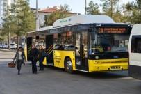 TOPLU ULAŞIM - Büyükşehir Belediyesi'nden Kadınlara Pozitif Ayrımcılık
