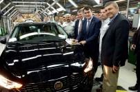 BURHAN ÇAKıR - Dündar, Fiat Egea'nın Onay Mührünü Vurdu