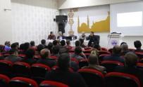 OĞUZ GÜNDOĞDU - Elazığ Belediyesinde Mühendisler Değerlendirme Toplantısı Yaptı