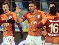 ROMANYA - Galatasaray'a dev rakipler!