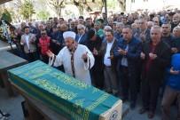 GİRESUN - Giresun'da Gazeteci Haluk Aktan, Son Yolculuğuna Uğurlandı