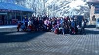 ERCIYES - GKV'liler Kayseri Erciyes Kayak Eğitim Kampında