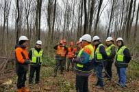HASAN KESKIN - Gölyaka'da İlk Aralama Eğitim Tatbikatı Yapıldı