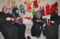MAĞDUR KADIN - İç Savaş Mağduru Kadınların Reyhanlı'da Ekmek Mücadelesi