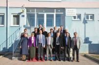 İL MİLLİ EĞİTİM MÜDÜRÜ - İlçe Milli Eğitim Müdürleri Toplantısı Yenipazar'da Yapıldı