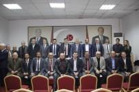 KAN DAVASı - Isparta MHP'den 'Evet' Startı