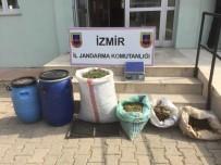 İzmir'de 13 Kilogram Esrar Ele Geçirildi