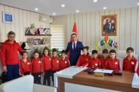 BUZ PATENİ - Jimnastik Takımı ANALİG'e Uğurlandı
