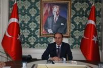 ABDULLAH ERIN - Kanaat Önderleri Vali Abdullah Erin Başkanlığında Toplandı