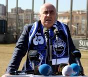KAYSERI ERCIYESSPOR - Kayseri Erciyesspor'un Başkanı Külahçı Oldu